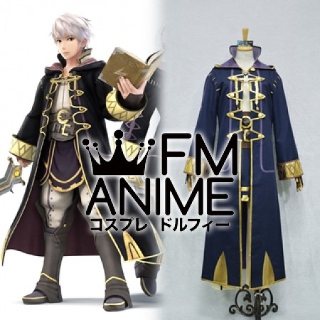 Fire Emblem Awakening / Super Smash Bros. 4 Robin Cosplay Costume #2 (Female XL)