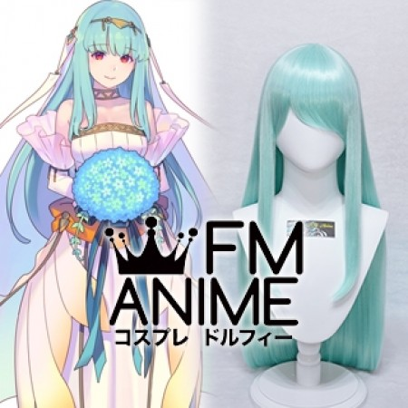 Fire Emblem Heroes Ninian Bridal Bloom Cosplay Wig