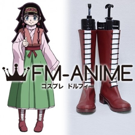 Hunter x Hunter Alluka Zoldyck Cosplay Shoes Boots