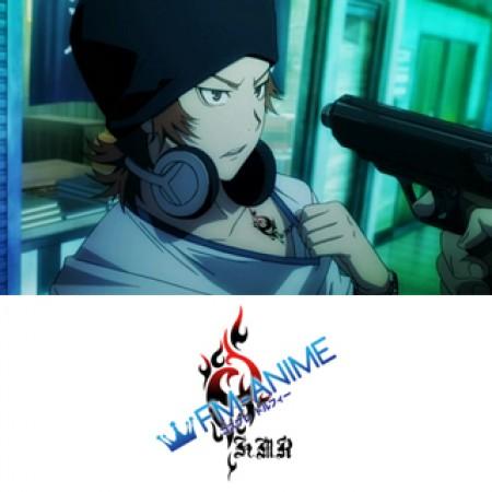 K Project (anime) Misaki Yata Homra Cosplay Tattoo Stickers
