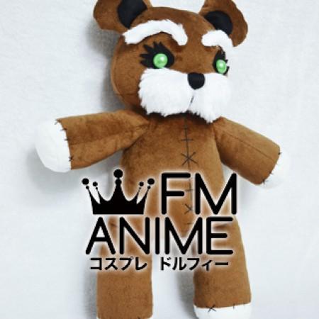 League of Legends Annie Teddy Bear Plush Doll Cosplay