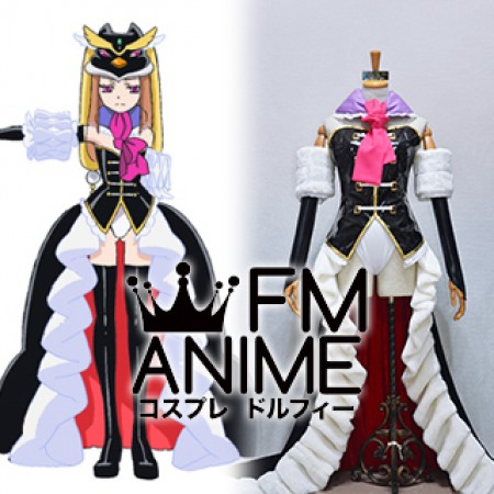 abbe1cf067cec Mawaru Penguindrum Princess of the Crystal Cosplay Costume #2