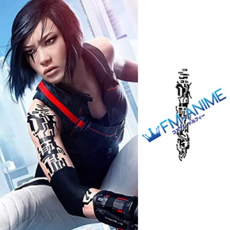 Cosplay Tattoo Stickers