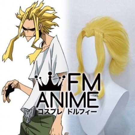 My Hero Academia All Might Toshinori Yagi Cosplay Wig