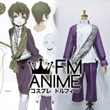 NieR Replicant / NieR Gestalt Emil Human Cosplay Costume