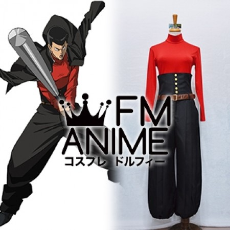 One-Punch Man Metal Bat Cosplay Costume