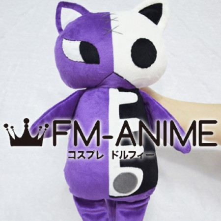 NEW Anime Game Ib Eve Blue Doll Cosplay Doll Cute Toy Plush