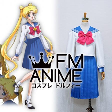 Sailor Moon Usagi Tsukino Uniform Cosplay Costume