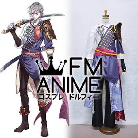 Sengoku Night Blood Niwa Nagahide Cosplay Costume