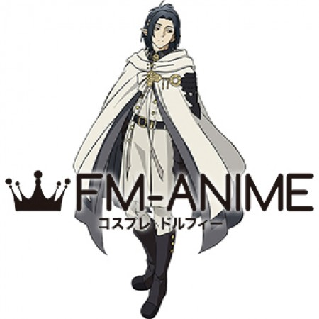 Seraph of the End Rene Simm Cosplay Costume