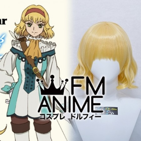 Tales of the Abyss (series) Natalia Luzu Kimlasca-Lanvaldear Cosplay Wig