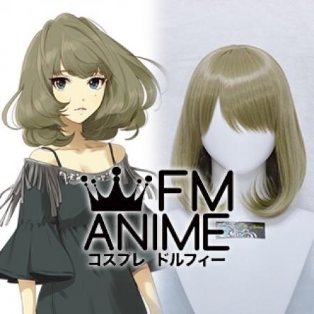 The Idolmaster / THE iDOLM@STER Cinderella Girls Kaede Takagaki Cosplay Wig