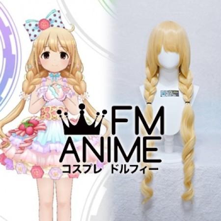 The Idolmaster / THE iDOLM@STER Cinderella Girls Anzu Futaba Lazy Fairy Ver. Cosplay Wig