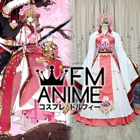 Tsubasa: Reservoir Chronicle Sakura Cosplay Costume