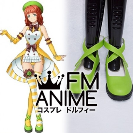 Umineko no Naku Koro ni Furfur Cosplay Shoes