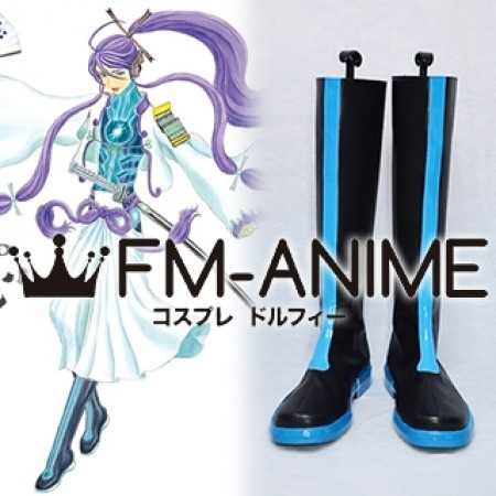 Vocaloid Gackpoid Format Cosplay Shoes Boots