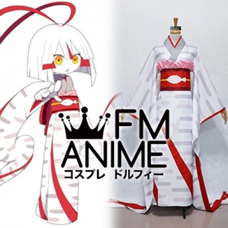 Wadanohara and the Great Blue Sea Tatsumiya Kimono Cosplay Costume