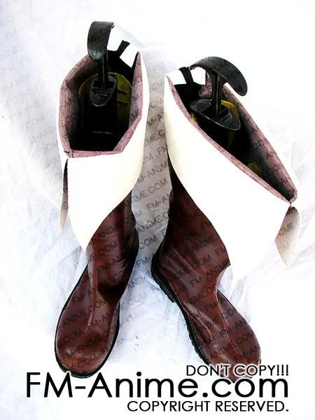 Axis Powers Hetalia North Italy Italy Feliciano Vargas Cosplay shoes boots shoe