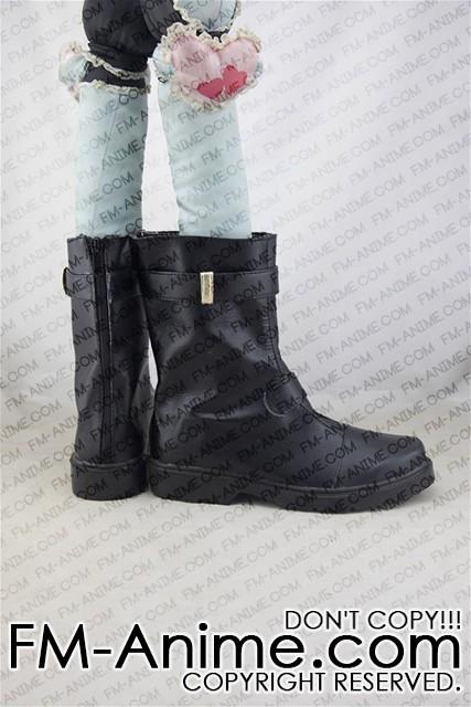 Ensemble Stars Hakaze Kaoru Men Cosplay Shoes Boots Customized Size