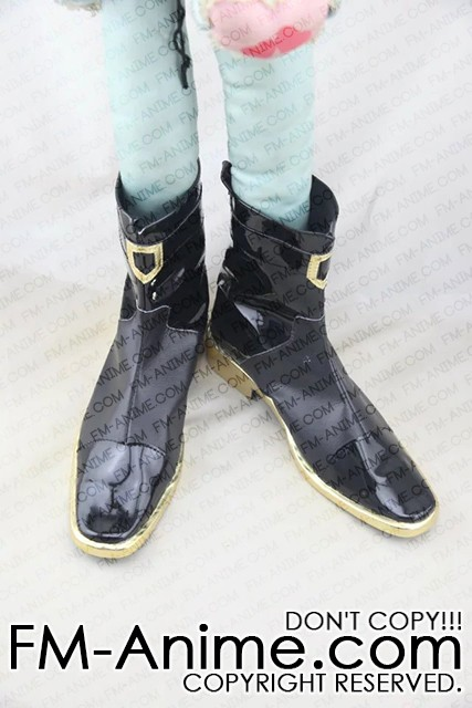 Girls Frontline Vector Cosplay Shoes Boots C900