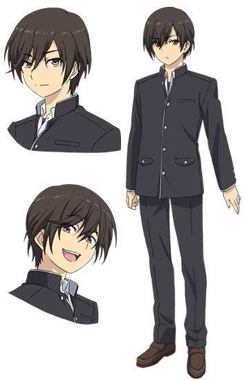 charlotte anime yuu otosaka jojiro takajo uniform cosplay costume