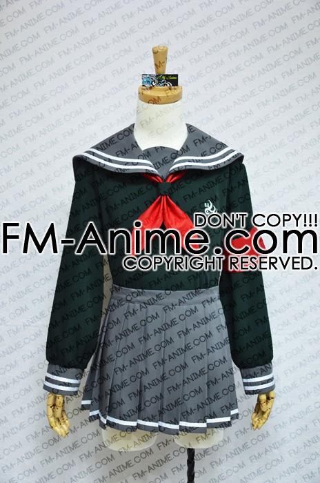 Danganronpa 2: Goodbye Despair Peko Pekoyama Uniform ...