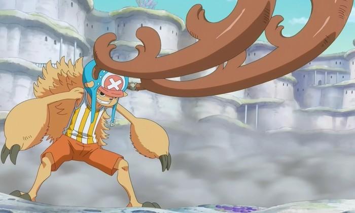 One Piece Tony Tony Chopper 2 Years Later Cosplay Costume