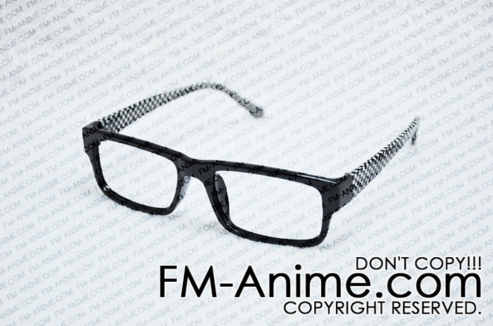 Display] Brothers Conflict Azusa / Square Frame Glasses Cosplay ...