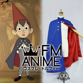 Over The Garden Wall Wirt Cosplay Costume Cloak With Hat Other Costumes Cosplay