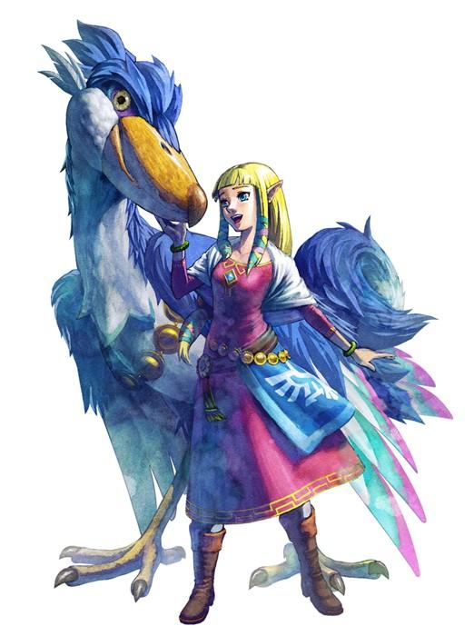 The Legend of Zelda: Skyward Sword Princess Zelda Cosplay