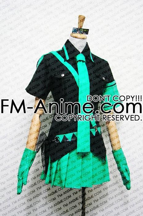 vocaloid hatsune miku love is war cosplay costume