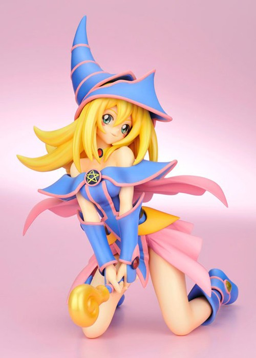 sc 1 st  FM-Anime & Yu-Gi-Oh! Dark Magician Girl Cosplay Costume