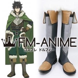 The Rising of the Shield Hero Naofumi Iwatani Cosplay Shoes Boots