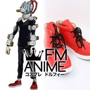 My Hero Academia Tomura Shigaraki Cosplay Shoes Boots