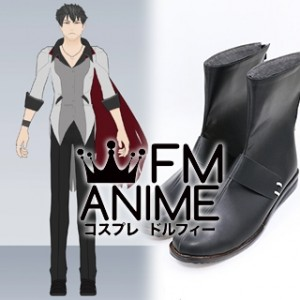 RWBY Qrow Branwen Cosplay Shoes Boots