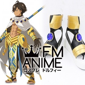 Fate/Grand Order Ozymandias Ramesses II Cosplay Shoes Boots