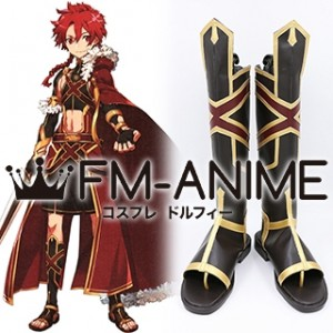 Fate/Grand Order Rider Alexander the Great Stage 3 Cosplay Shoes Boots