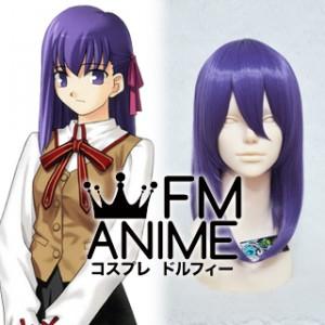Fate/stay night Sakura Matou Cosplay Wig