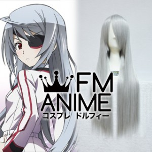 IS (Infinite Stratos) Laura Bodewig Cosplay Wig
