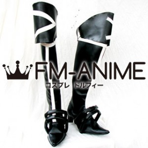 D.Gray-man Lenalee Lee Cosplay Shoes Boots
