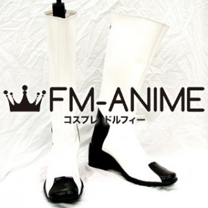 Mobile Suit Gundam SEED ZAFT White Cosplay Shoes Boots