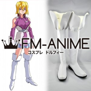 Mobile Suit Gundam SEED Destiny Stellar Loussier Cosplay Shoes Boots