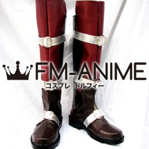 Final Fantasy XIII Lightning Cosplay Shoes Boots
