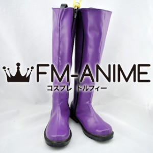 D.Gray-man Fo Cosplay Shoes Boots