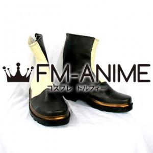 Shadow Hearts Yuri Hyuga Cosplay Shoes Boots