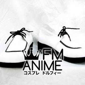 Rosario + Vampire Mizore Shirayuki Cosplay Shoes