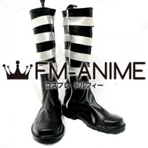 D.Gray-man Lavi Cosplay Shoes Boots