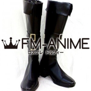 Granado Espada Male Soldier Cosplay Shoes Boots