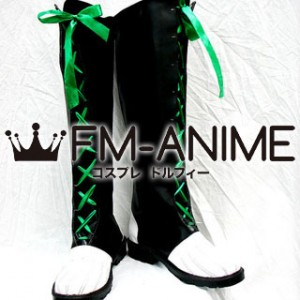 Tales of Innocence Ricardo Soldato Cosplay Shoes Boots