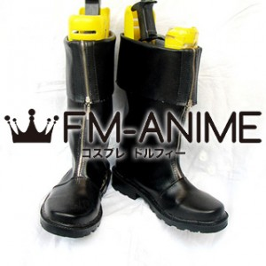 Final Fantasy VII Zack Fair Cosplay Shoes Boots